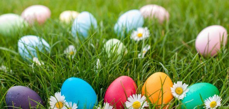 Tradição de Páscoa: Pintar Ovos