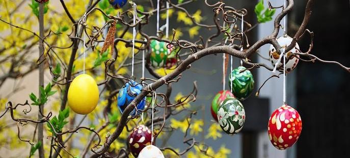 Osterbaum: Conheça a Tradição da Árvore de Páscoa